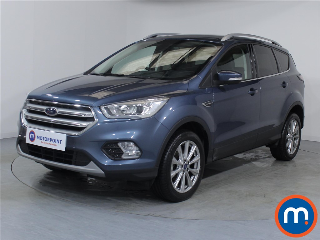 Ford Kuga Titanium Edition - Stock Number 1065529 Passenger side front corner