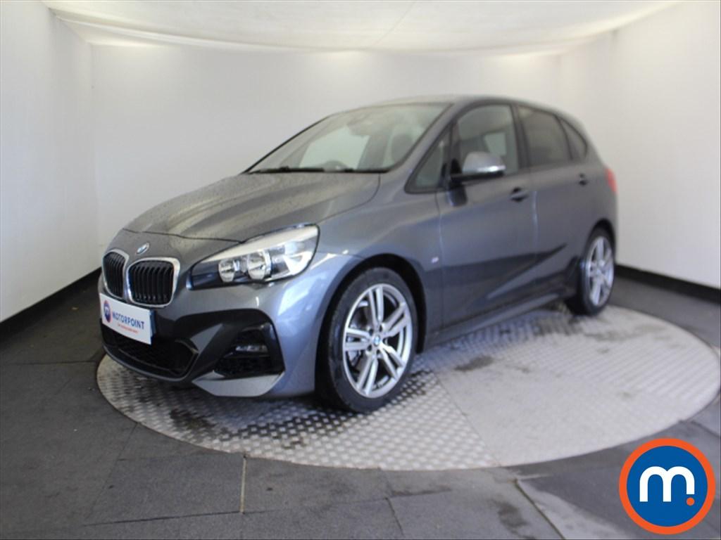 BMW 2 Series M Sport - Stock Number 1065022 Passenger side front corner
