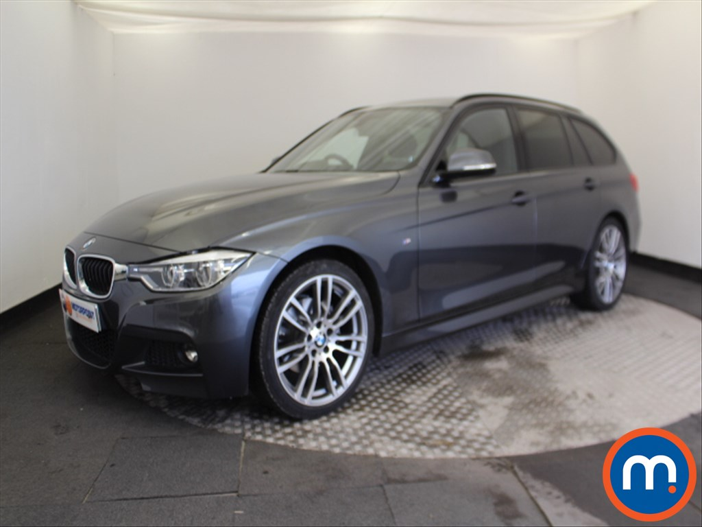 BMW 3 Series M Sport - Stock Number 1067883 Passenger side front corner