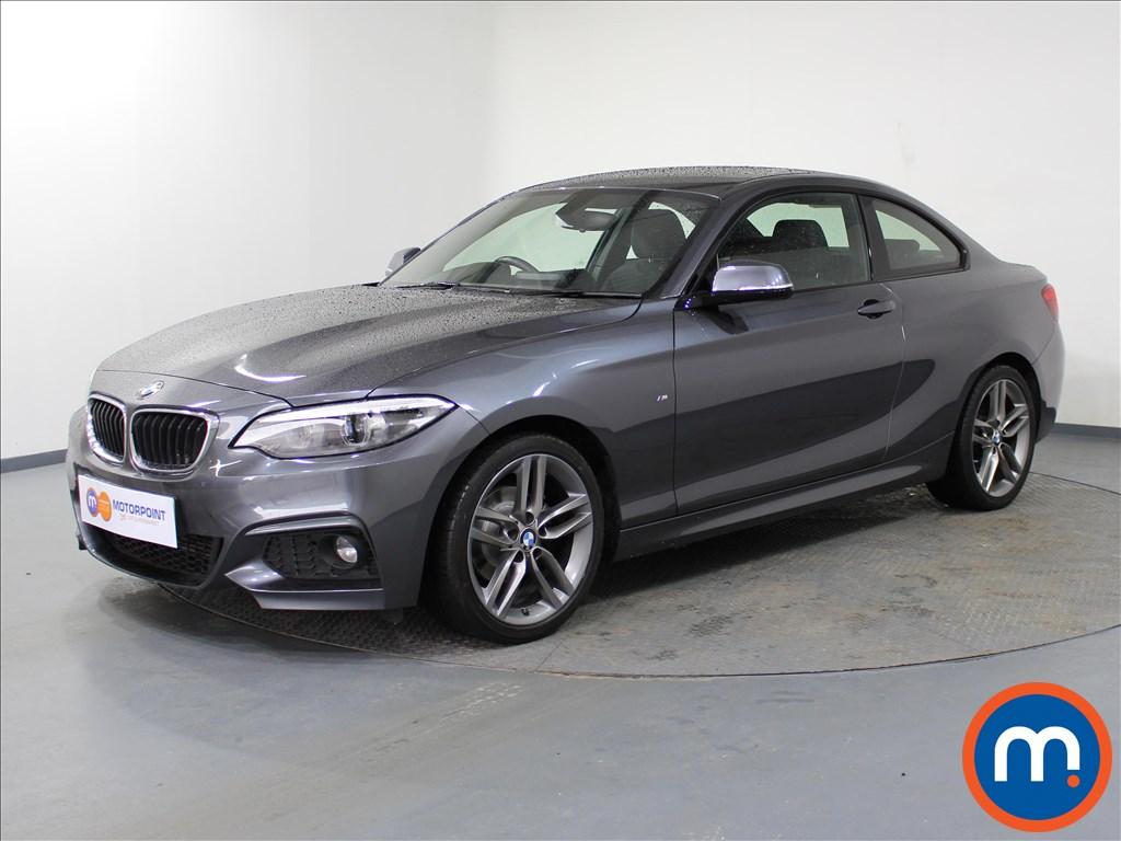 BMW 2 Series M Sport - Stock Number 1066445 Passenger side front corner