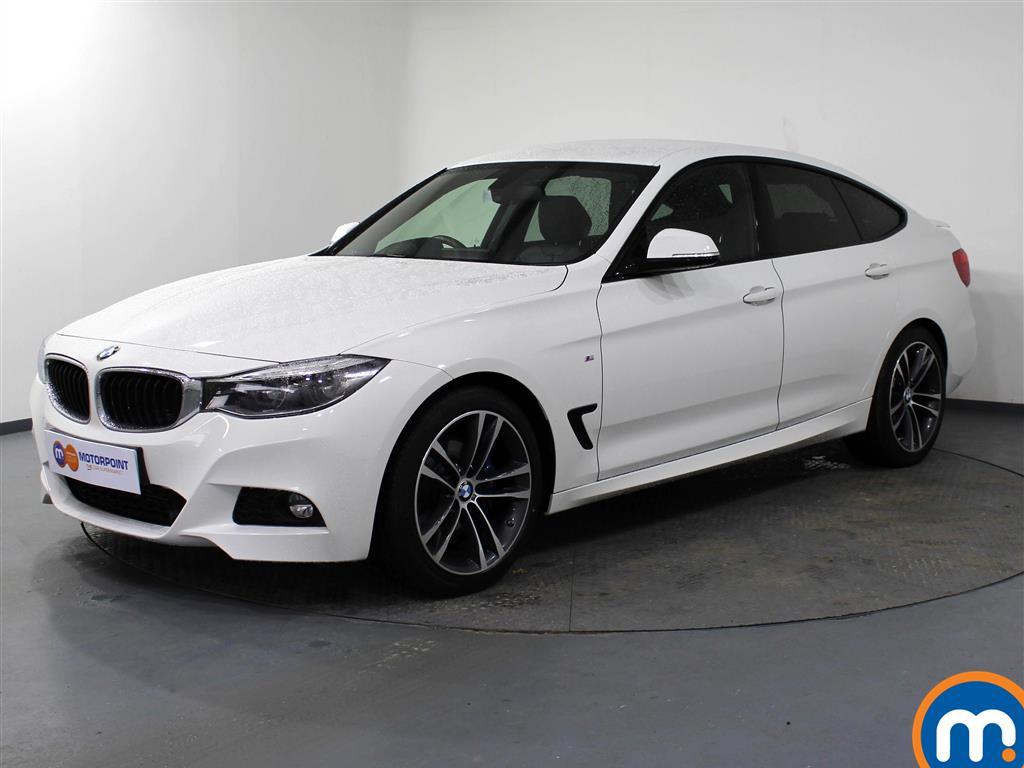 BMW 3 Series M Sport - Stock Number 1065276 Passenger side front corner