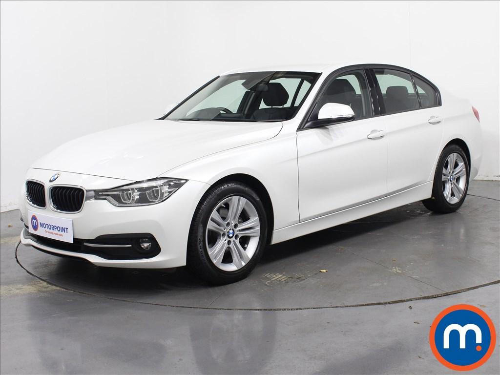 BMW 3 Series EfficientDynamics Sport - Stock Number 1067645 Passenger side front corner