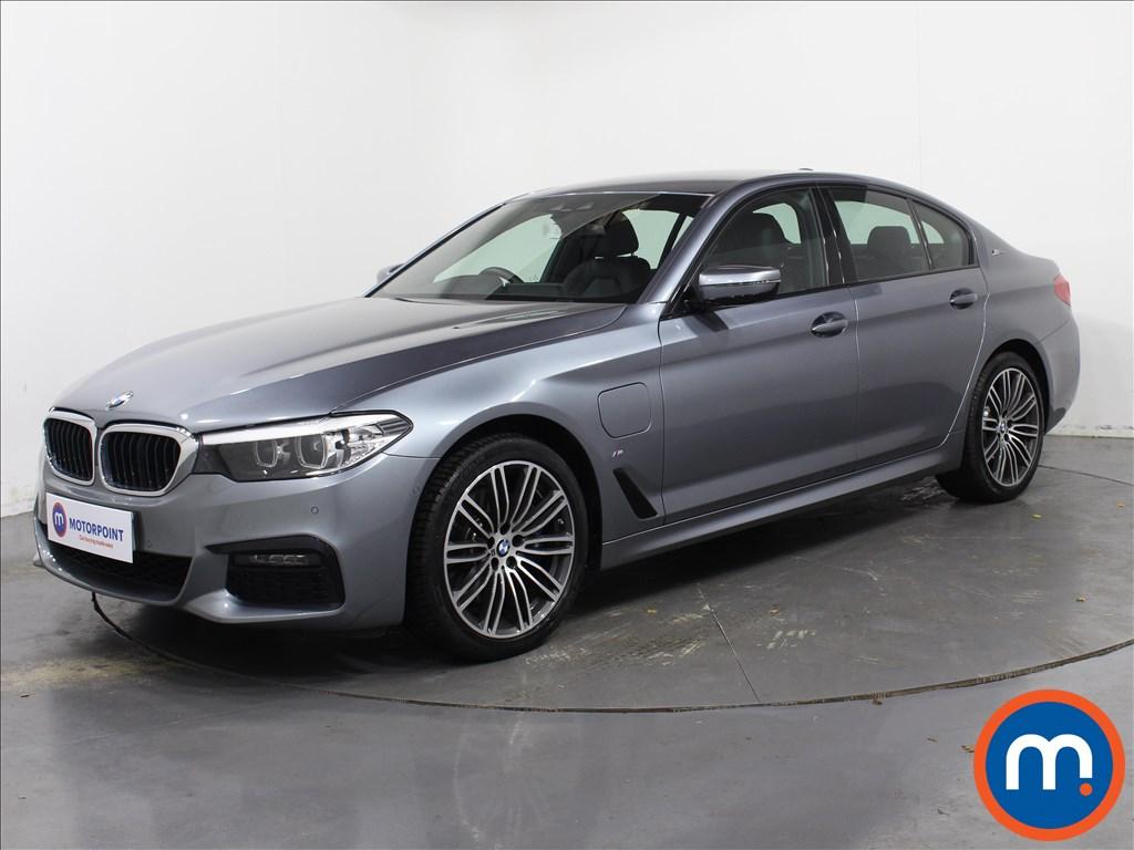 BMW 5 Series M Sport - Stock Number 1061151 Passenger side front corner