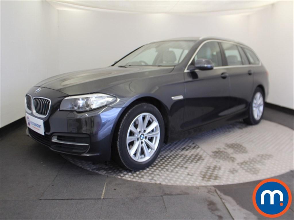 BMW 5 Series SE - Stock Number 1061724 Passenger side front corner