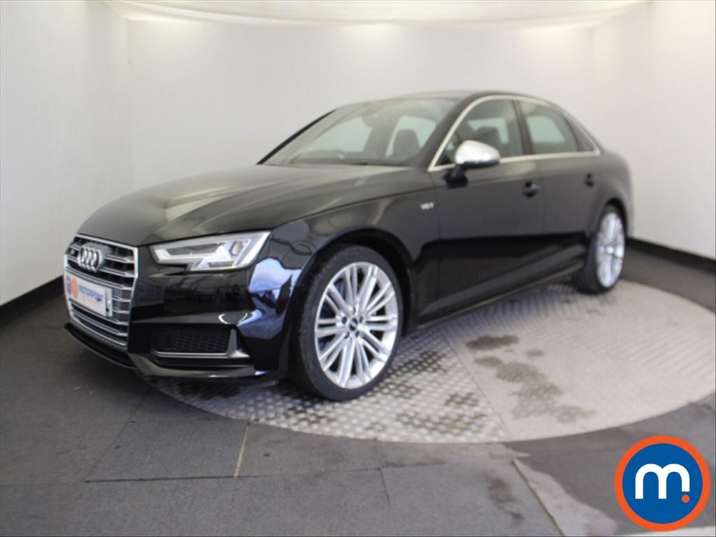 Audi A4 S4 - Stock Number 1066235 Passenger side front corner