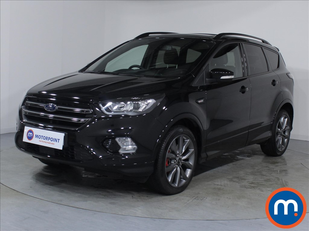 Ford Kuga ST-Line Edition - Stock Number 1054456 Passenger side front corner