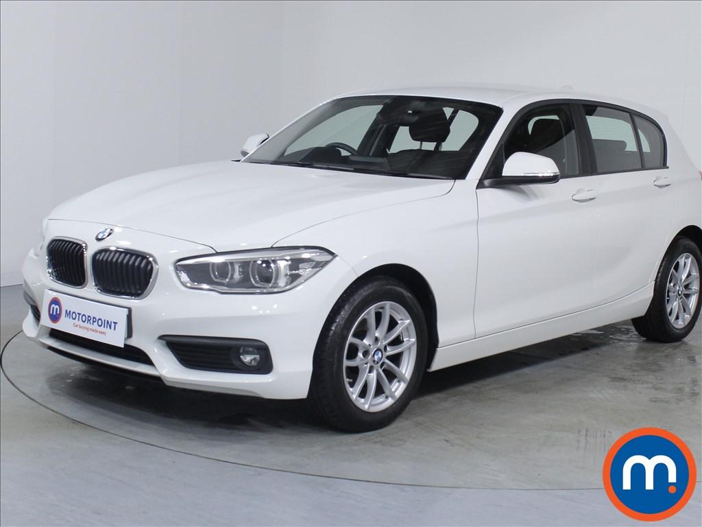 BMW 1 Series SE Business - Stock Number 1063735 Passenger side front corner