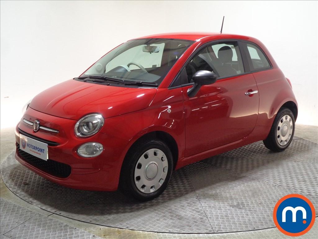 Fiat 500 Pop - Stock Number 1063856 Passenger side front corner