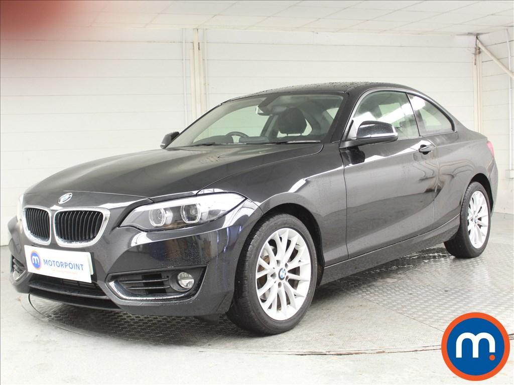 BMW 2 Series SE - Stock Number 1067582 Passenger side front corner
