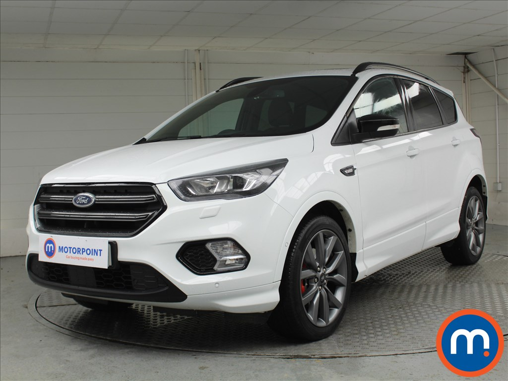 Ford Kuga ST-Line Edition - Stock Number 1063367 Passenger side front corner