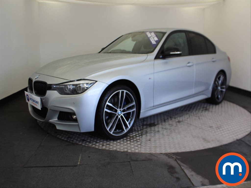 BMW 3 Series M Sport Shadow Edition - Stock Number 1067646 Passenger side front corner