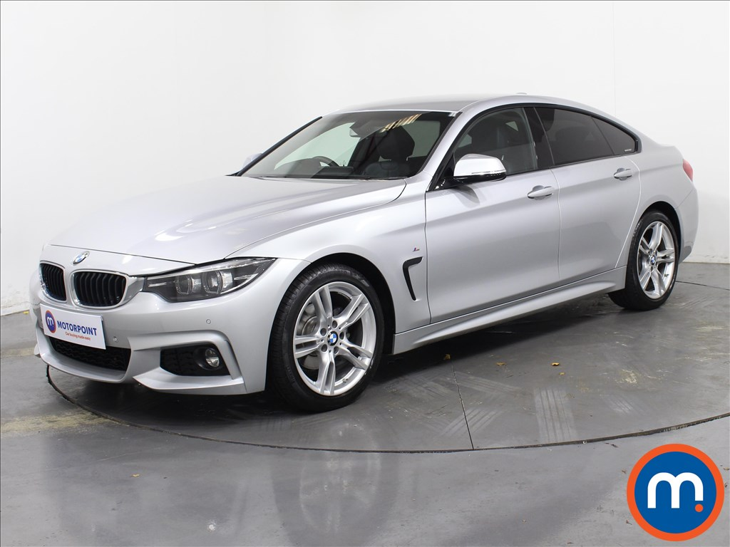 BMW 4 Series M Sport - Stock Number 1067224 Passenger side front corner