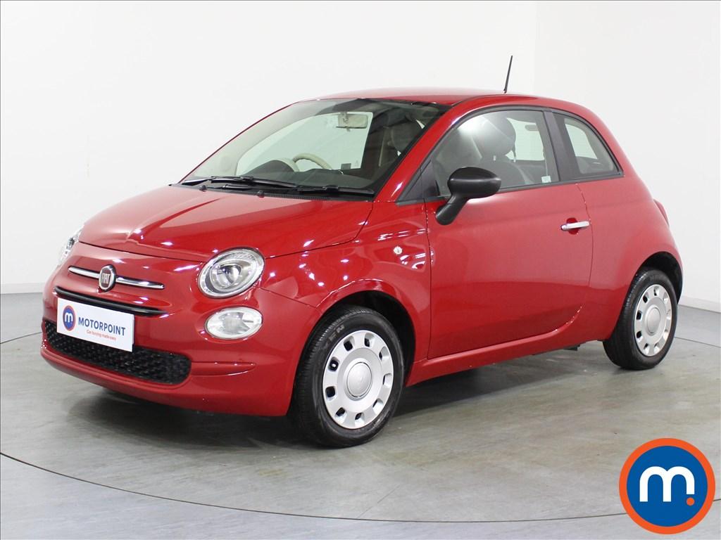 Fiat 500 Pop - Stock Number 1063863 Passenger side front corner