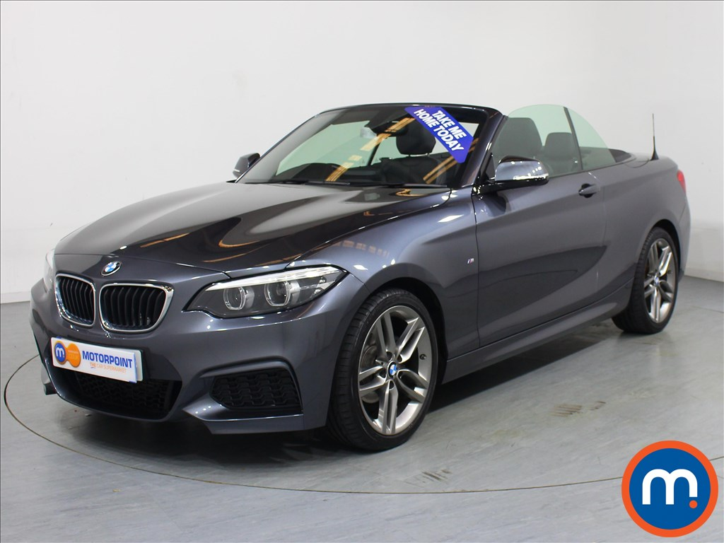 BMW 2 Series M Sport - Stock Number 1068128 Passenger side front corner