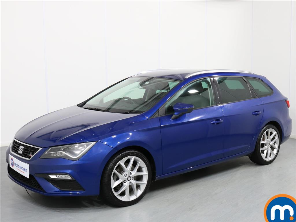 Seat Leon FR Technology - Stock Number 1067310 Passenger side front corner
