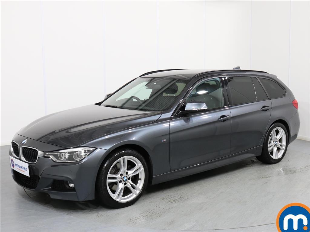 BMW 3 Series M Sport - Stock Number 1068813 Passenger side front corner