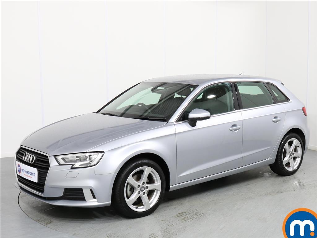 Audi A3 Sport - Stock Number 1061326 Passenger side front corner