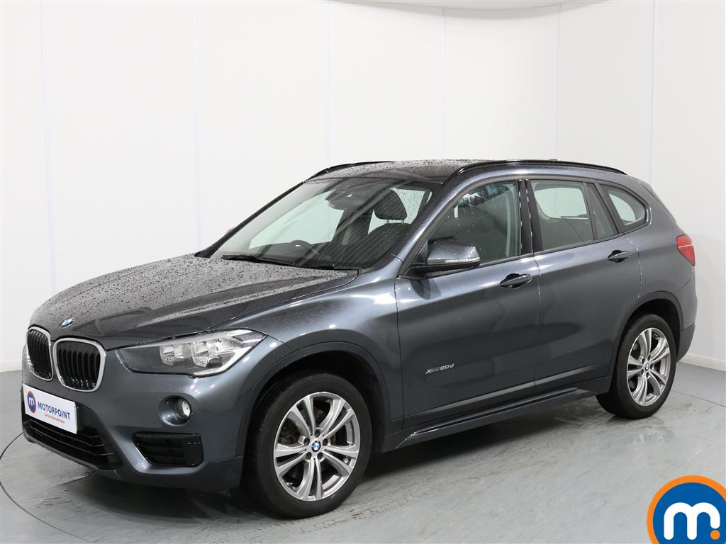 BMW X1 Sport - Stock Number 1066997 Passenger side front corner