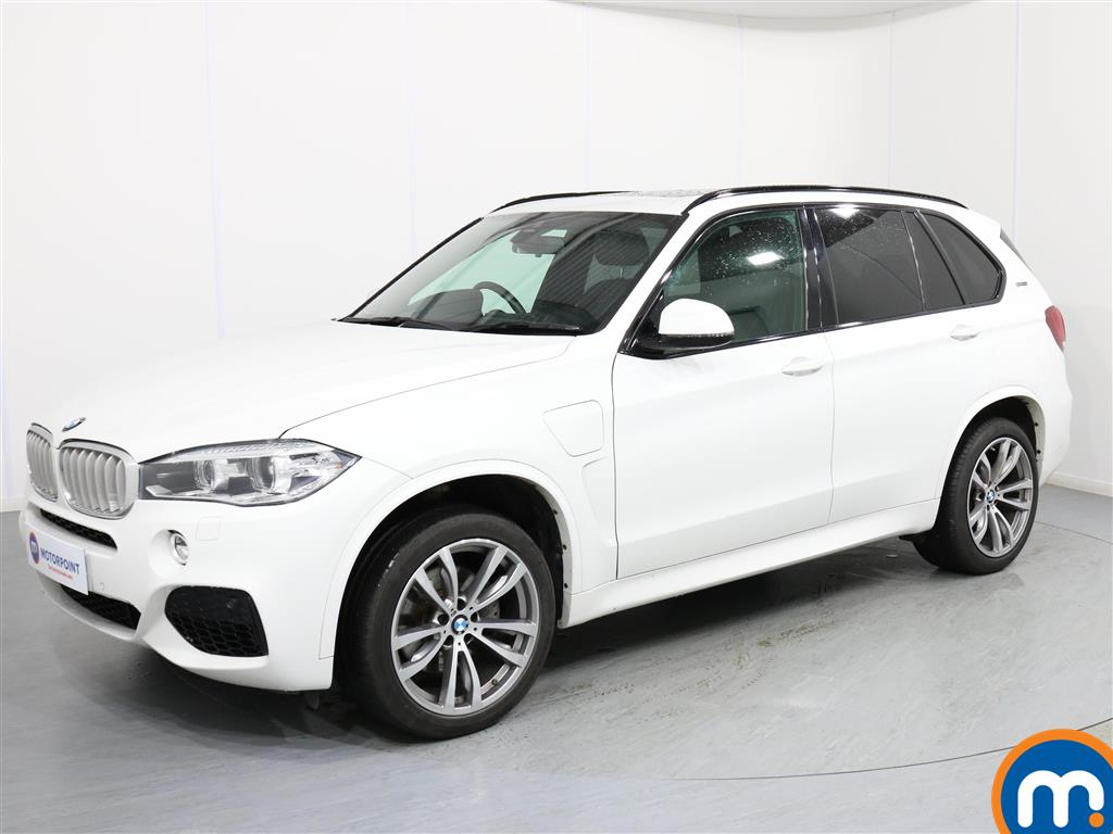 BMW X5 M Sport - Stock Number 1066417 Passenger side front corner
