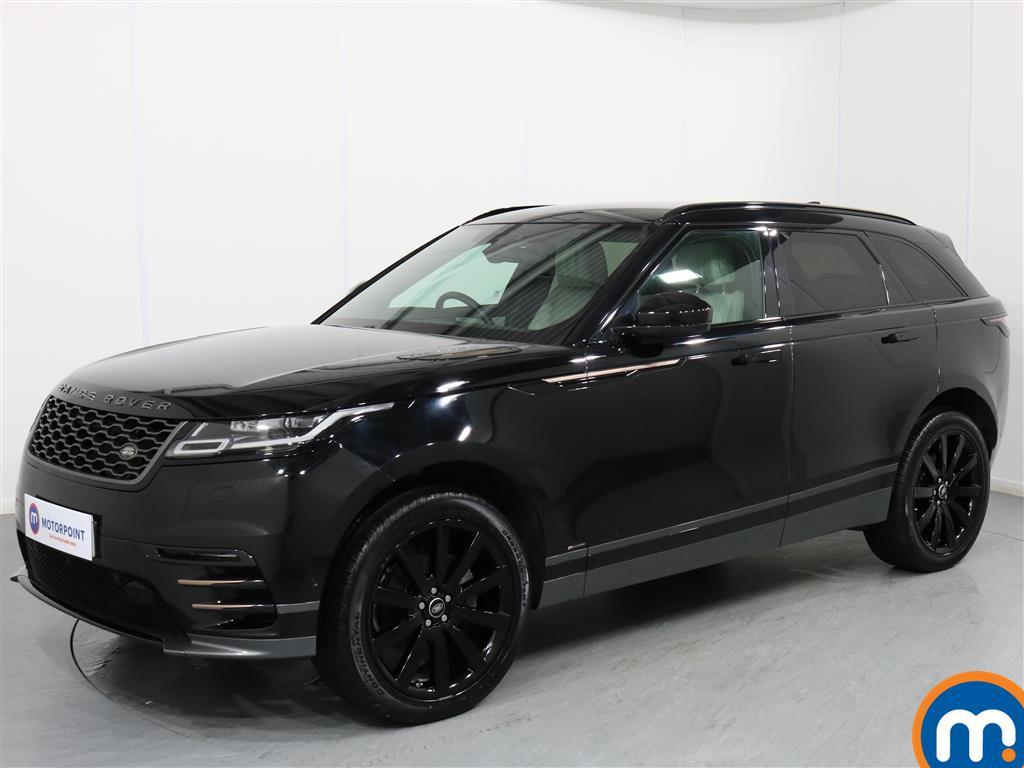 Land Rover Range Rover Velar R-Dynamic HSE - Stock Number 1064315 Passenger side front corner