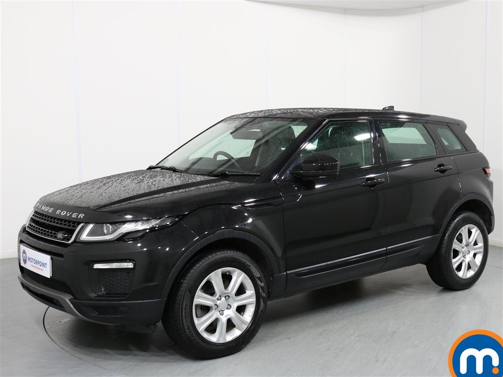 Land Rover Range Rover Evoque SE Tech - Stock Number 1063775 Passenger side front corner