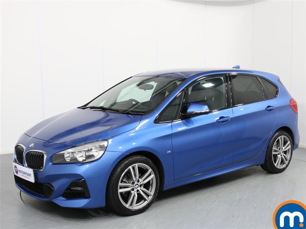 BMW 2 Series M Sport - Stock Number 1066674 Passenger side front corner