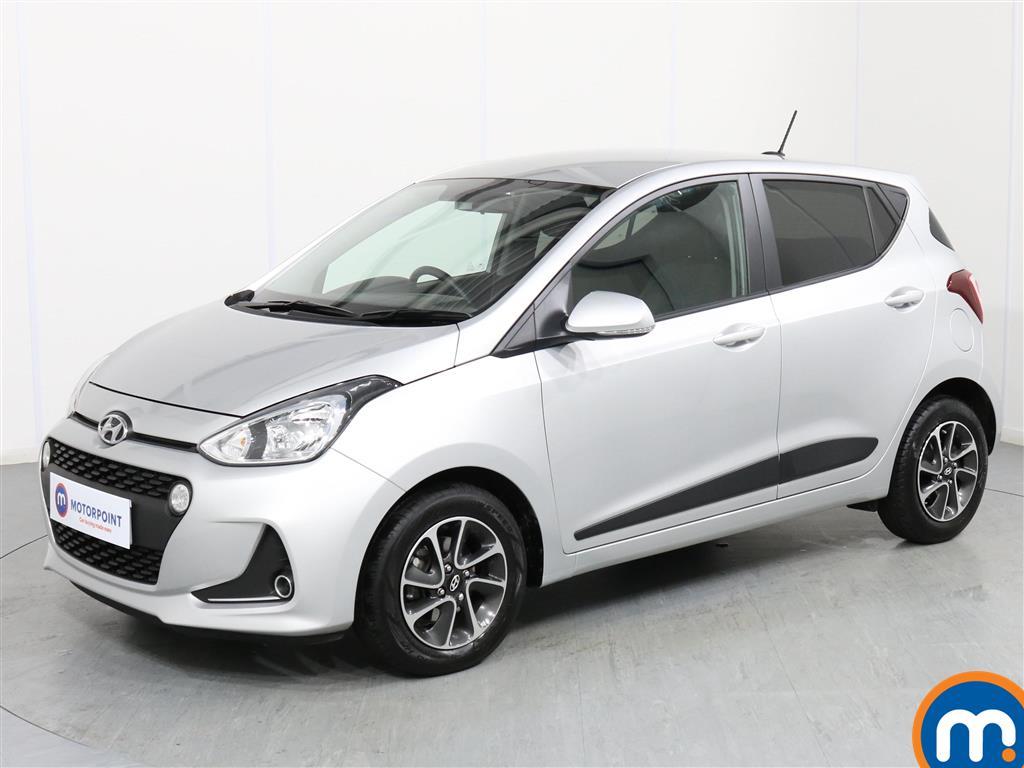 Hyundai I10 Premium - Stock Number 1063300 Passenger side front corner