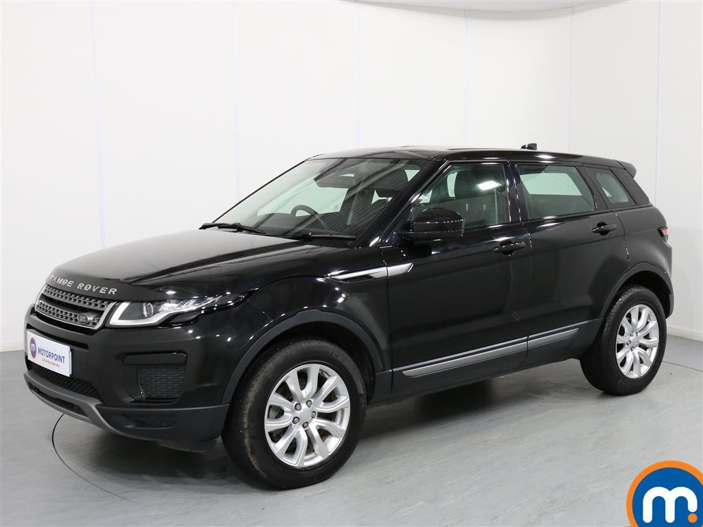 Land Rover Range Rover Evoque SE - Stock Number 1066147 Passenger side front corner