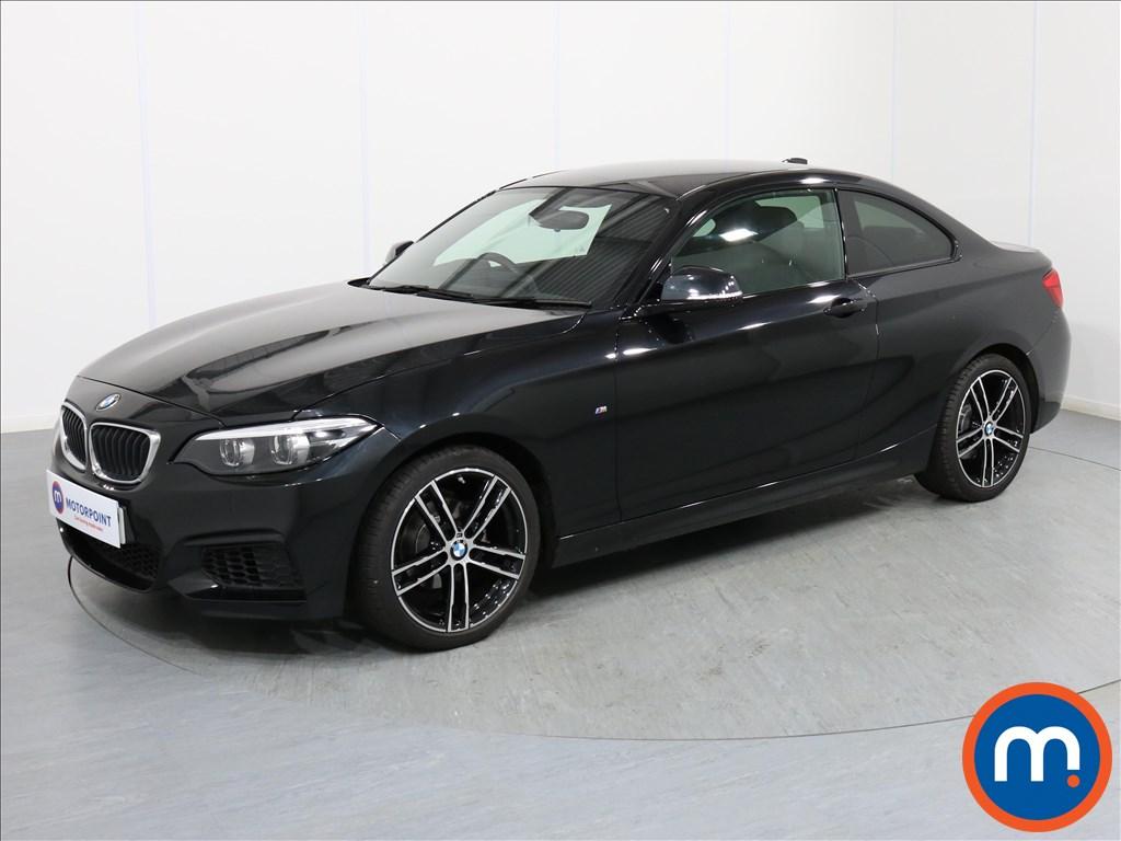 BMW 2 Series M Sport - Stock Number 1064823 Passenger side front corner