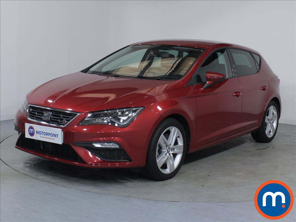 Seat Leon FR Technology - Stock Number 1068141 Passenger side front corner
