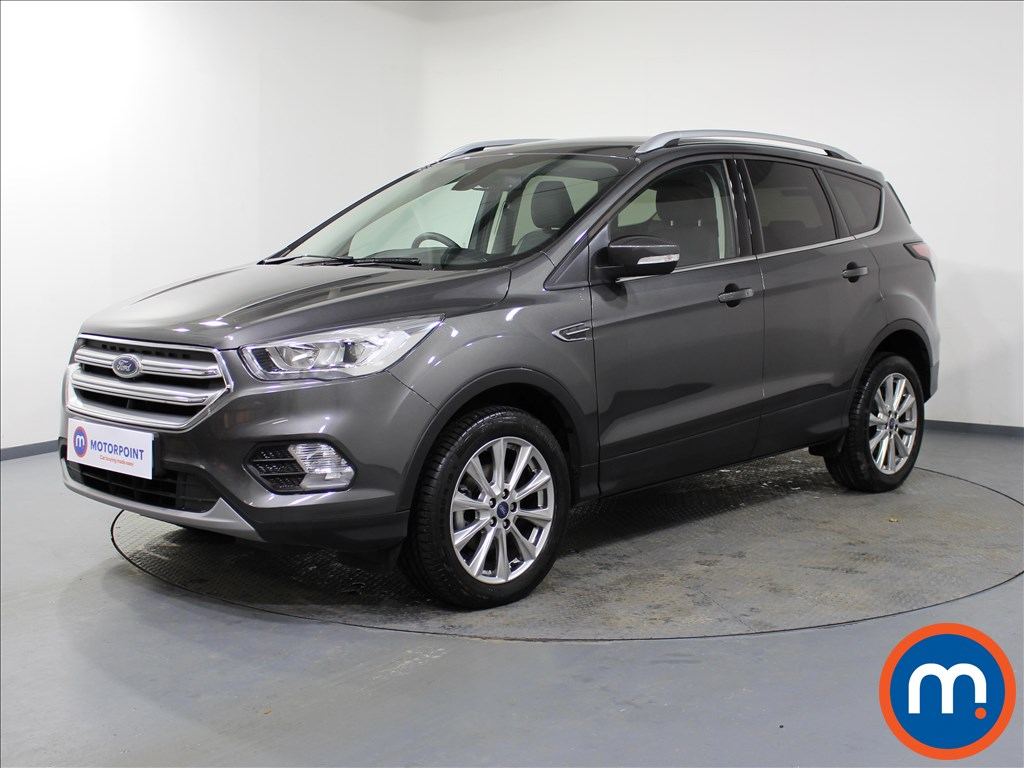 Ford Kuga Titanium Edition - Stock Number 1065523 Passenger side front corner