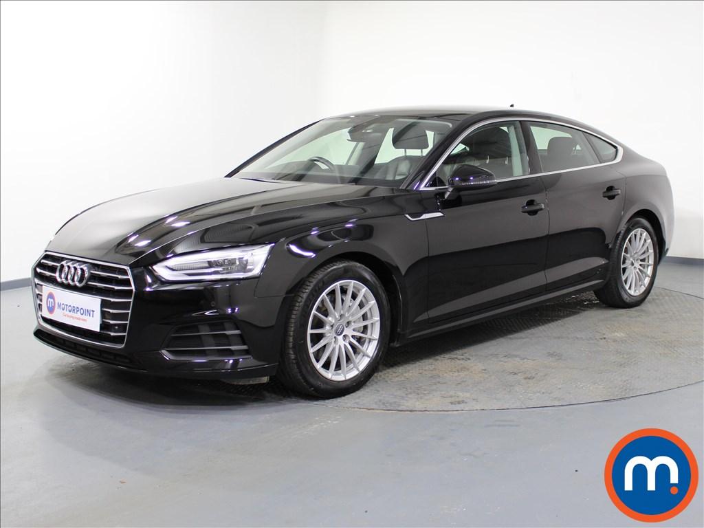 Audi A5 SE - Stock Number 1067076 Passenger side front corner