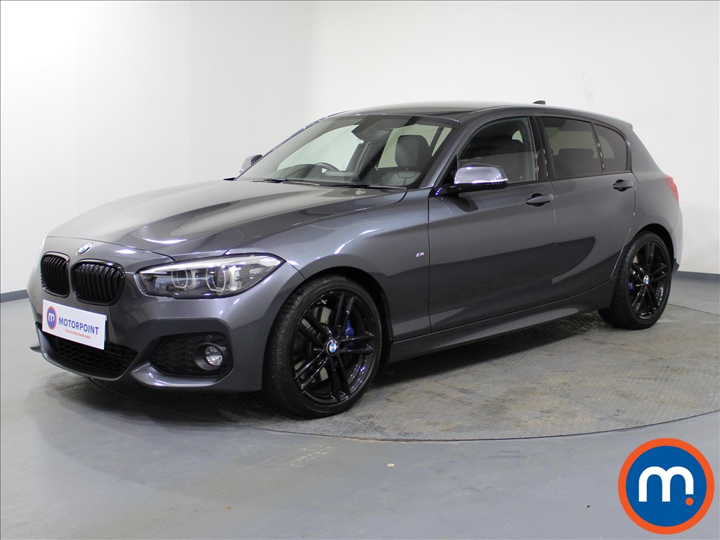 BMW 1 Series M Sport Shadow Edition - Stock Number 1067211 Passenger side front corner