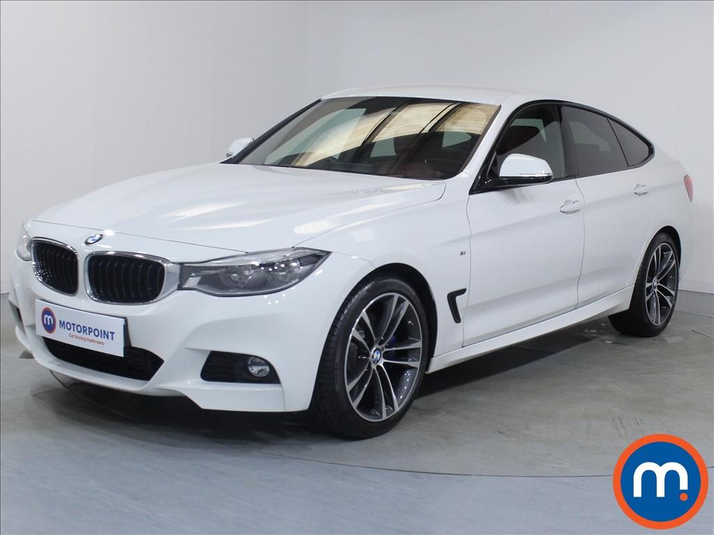BMW 3 Series M Sport - Stock Number 1065250 Passenger side front corner
