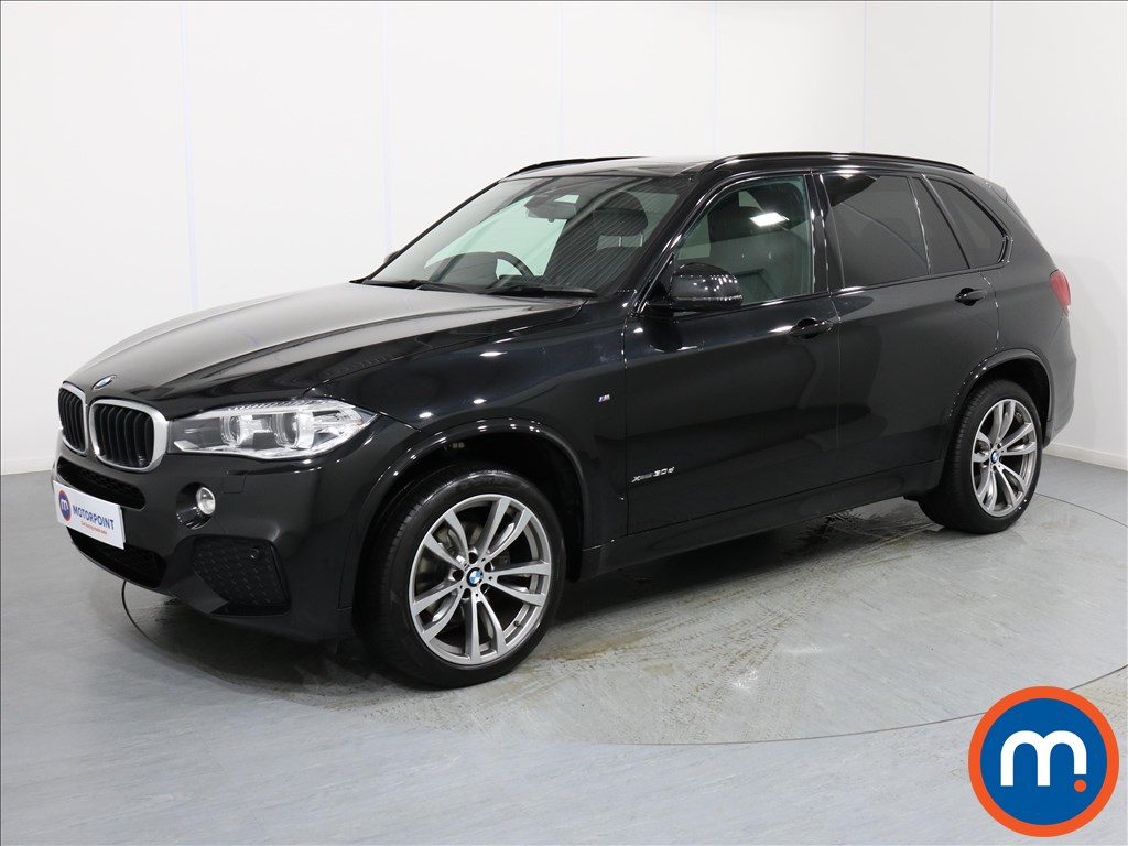 BMW X5 M Sport - Stock Number 1061442 Passenger side front corner