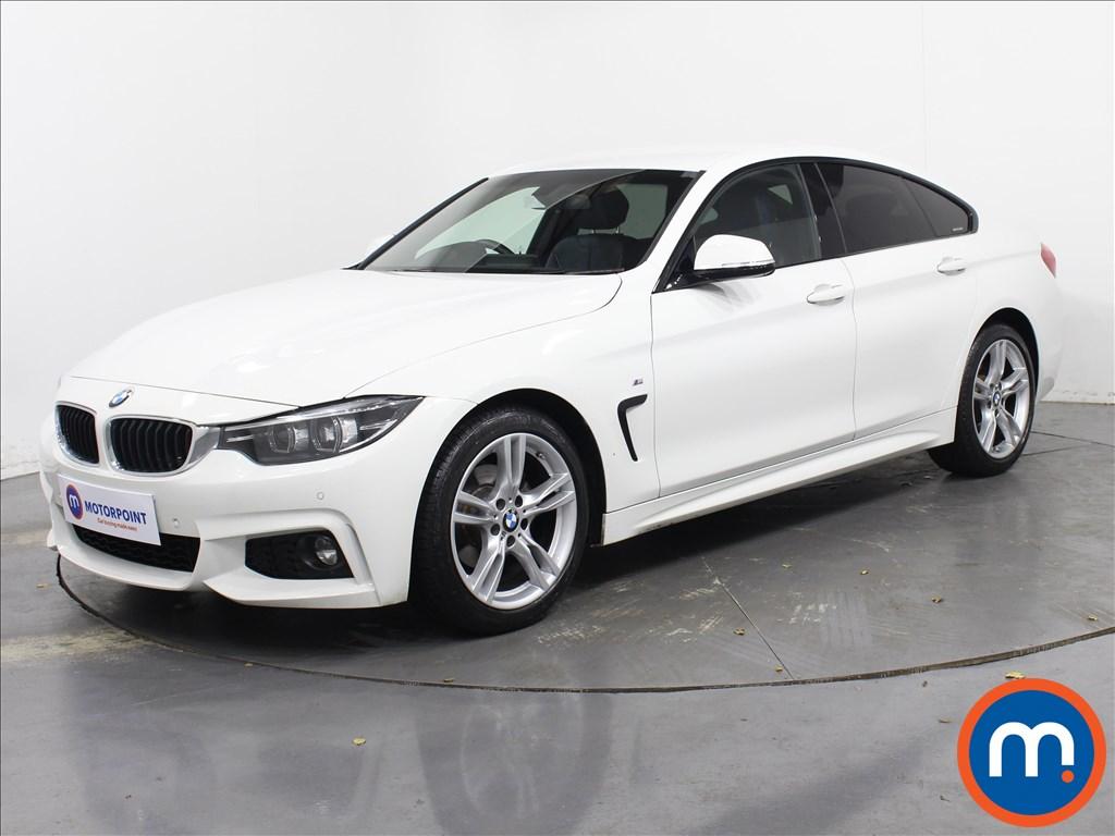 BMW 4 Series M Sport - Stock Number 1066699 Passenger side front corner