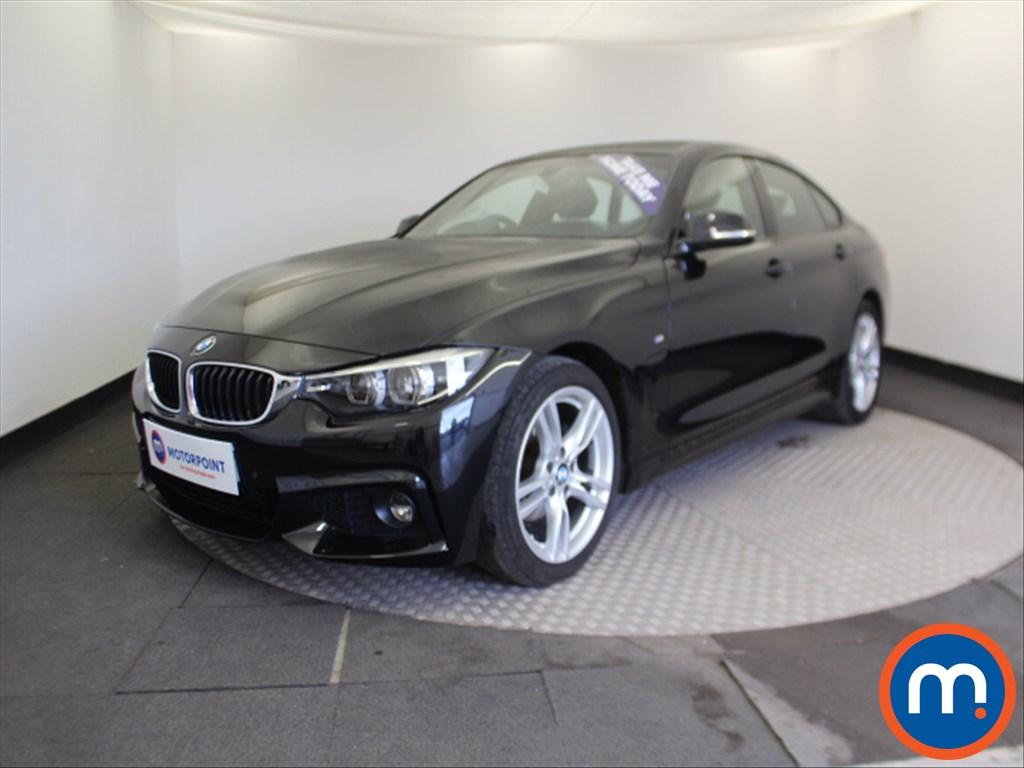 BMW 4 Series M Sport - Stock Number 1068480 Passenger side front corner