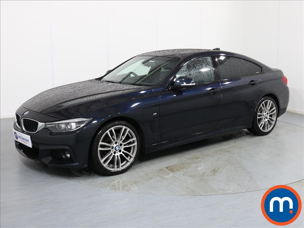 BMW 4 Series M Sport - Stock Number 1066589 Passenger side front corner