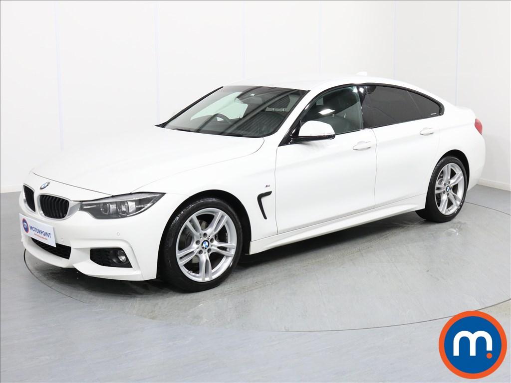 BMW 4 Series M Sport - Stock Number 1066700 Passenger side front corner