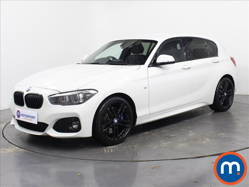 BMW 1 Series M Sport Shadow Edition - Stock Number 1067279 Passenger side front corner