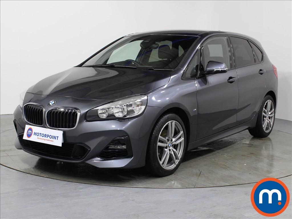 BMW 2 Series M Sport - Stock Number 1065011 Passenger side front corner