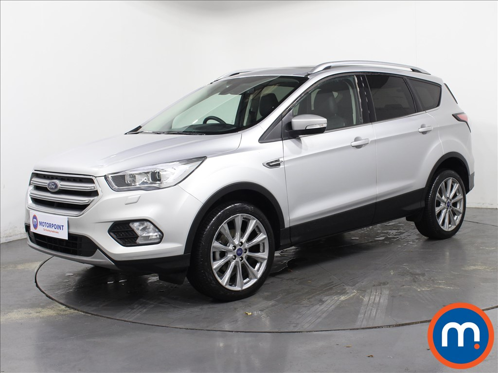 Ford Kuga Titanium X Edition - Stock Number 1055837 Passenger side front corner