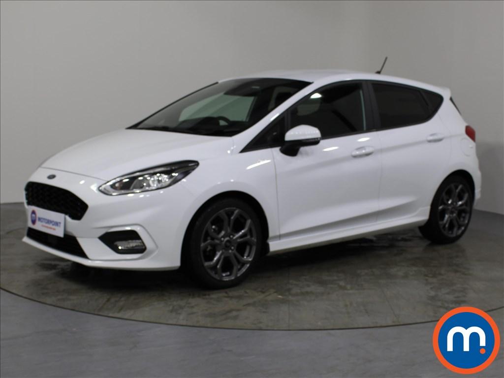 Ford Fiesta ST-Line - Stock Number 1062402 Passenger side front corner