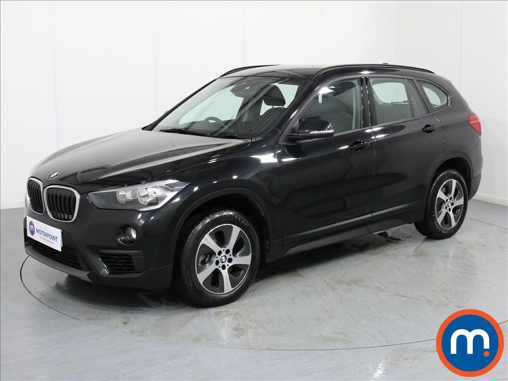 BMW X1 SE - Stock Number 1068979 Passenger side front corner