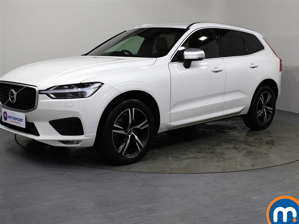 Volvo Xc60 R DESIGN - Stock Number 1067506 Passenger side front corner