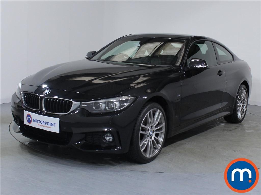 BMW 4 Series M Sport - Stock Number 1066336 Passenger side front corner