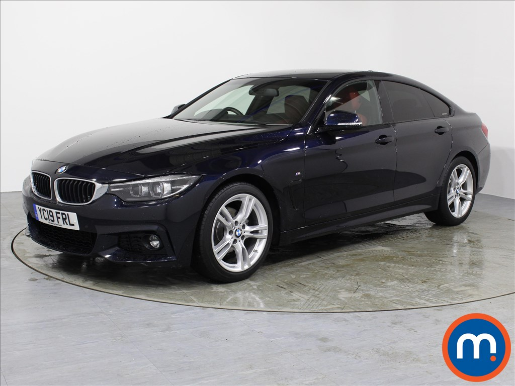 BMW 4 Series M Sport - Stock Number 1067231 Passenger side front corner