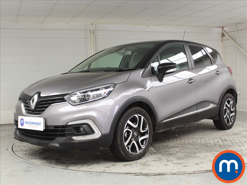 Renault Captur Iconic - Stock Number 1061424 Passenger side front corner