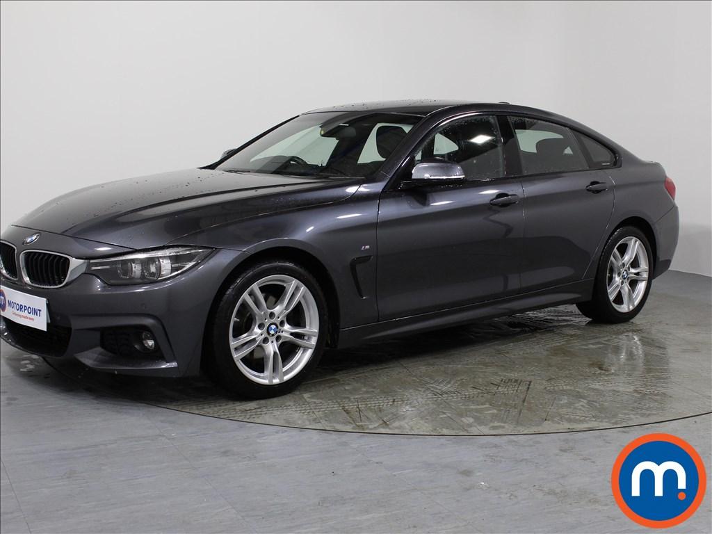 BMW 4 Series M Sport - Stock Number 1063225 Passenger side front corner