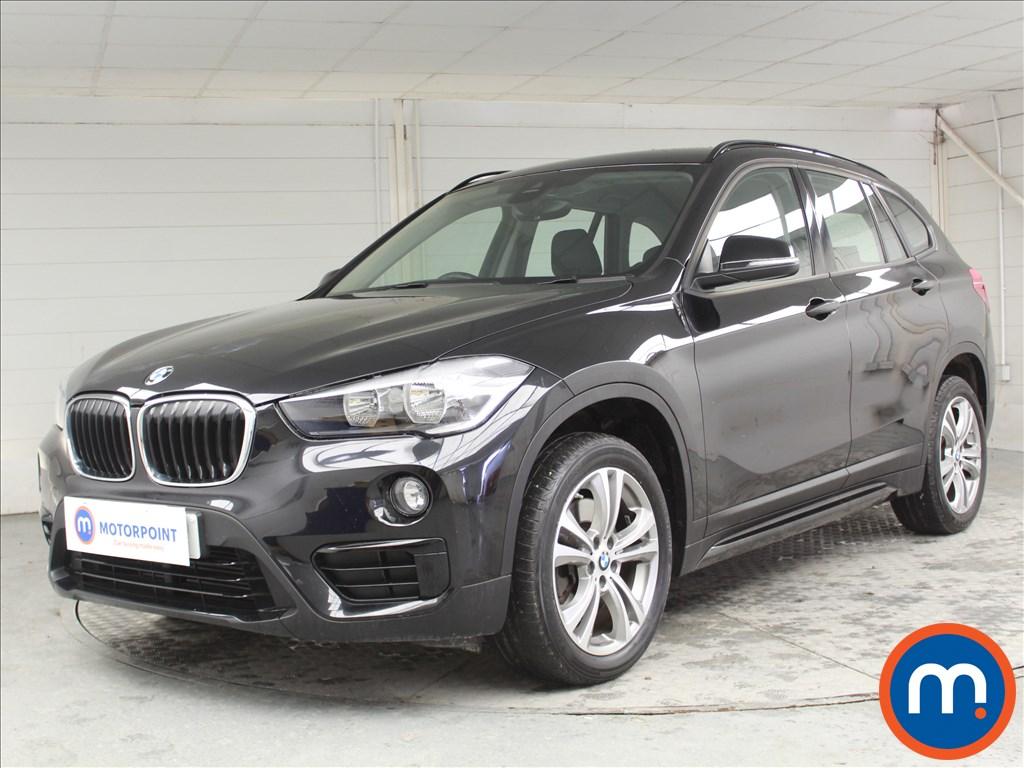 BMW X1 Sport - Stock Number 1058451 Passenger side front corner